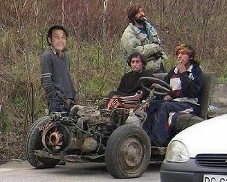 Rubén adquiere un nuevo coche